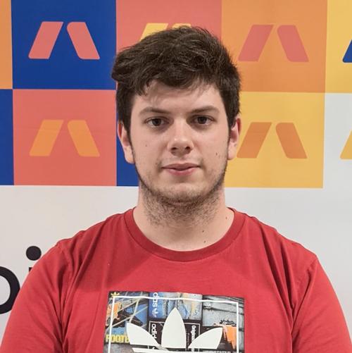 Emanuele Cardinale Pilota del team AIDA Pro e-sports